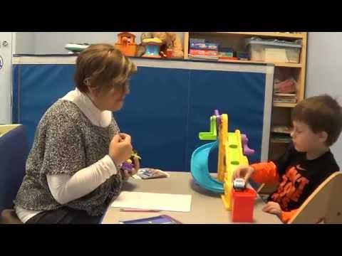 Childhood Apraxia of Speech - Knox @ Kaufman Children's Center