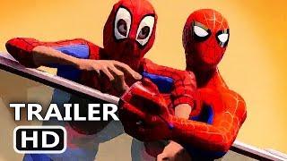 SPIDER-MAN UN NUEVO UNIVERSO Tráiler Español #2 (2018)