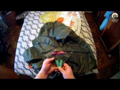 Тент и бивачный мешок от легковеса....bogomaz05