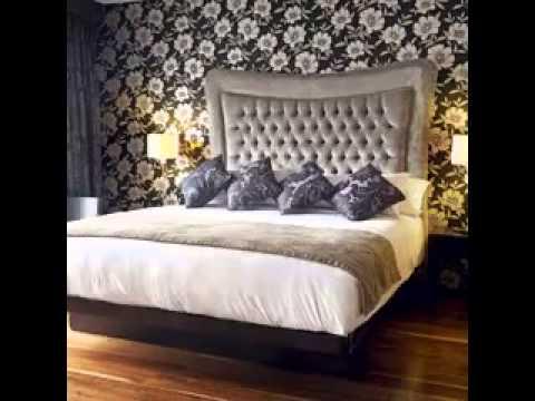 Bedroom wallpaper design ideas