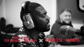 Chris Kabs - What Happened - Live @ Dublin 98 FM