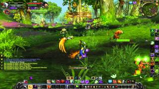 Gameplay World of Warcraft Mists of Pandaria | Road to 90| Subiendo un brujo a nivel 90 - Capitulo 2