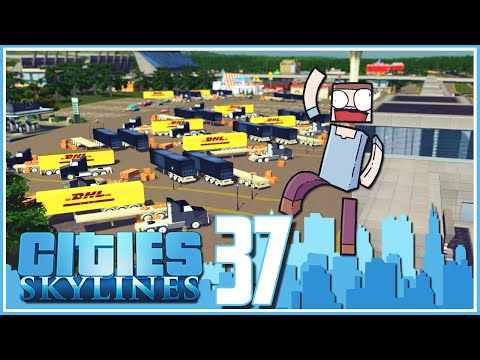 Cities Skylines - Ep.37 : Race Day?!