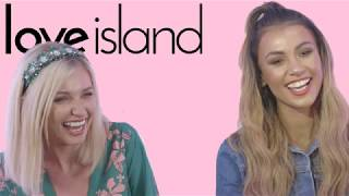 Amy and Joanna spill the tea on their 'day off' in the villa | Love Island Secrets