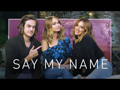 Say My Name ft. Debby Ryan | Music Sessions | Ashley Tisdale