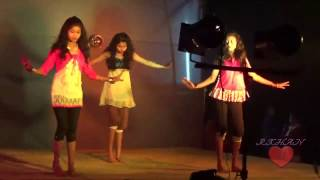 DJ mix hindi hits songs | stage dance performance | stage recording video dance show