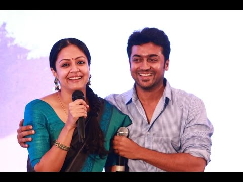 "Surya is My World - Jyothika @ ""36 Vayadhinile Audio Launch"""