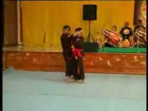 Pencak Silat Sunda Kidung Kombinasi video