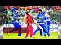 Umpiring howler creates controversy as Mumbai Indians beat RCB