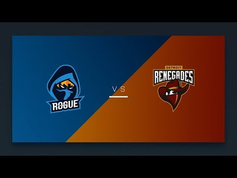 CS:GO - Rogue vs. Renegades [Overpass] Map 1 - NA Day 22 - ESL Pro League Season 6