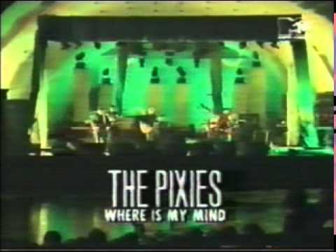 Pixies   London Crystal Palace 10 jun 1991 +