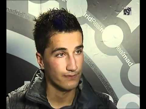 Real Madrid 7 1 Osasuna  Nuri Sahin's post match comments   06 11 2011