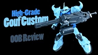 1161 - HG Gouf Custom (OOB Review)