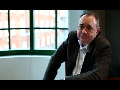 Alex Salmond interview: Labour-SNP coalition, Nicola Sturgeon and leadership