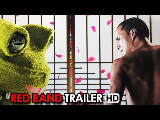 YAKUZA APOCALYPSE Red Band Trailer (2015) - Takashi Miike Vampire Thriller [HD]