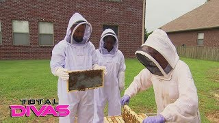 Naomi and Jimmy Uso try beekeeping: Total Divas, Oct. 3, 2018