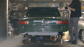 1970 Porsche 914/6 Restoration - First Start and Engine Rebuild