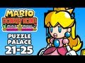 Youtube replay - Mario and Donkey Kong: Minis on the...