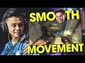 WHEN CS:GO PROS HAVE SMOOTH MOVEMENT! (BHOPS & RUNBOOSTS)