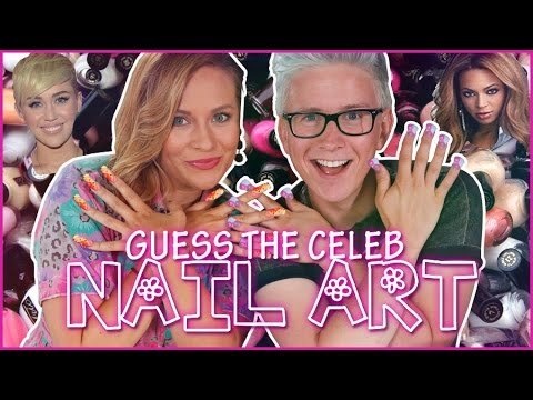 Top That!   Guess The Celeb Nail Art   Lightning Round video