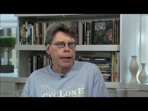 STEPHEN KING on Writing, Scary Stories, and More