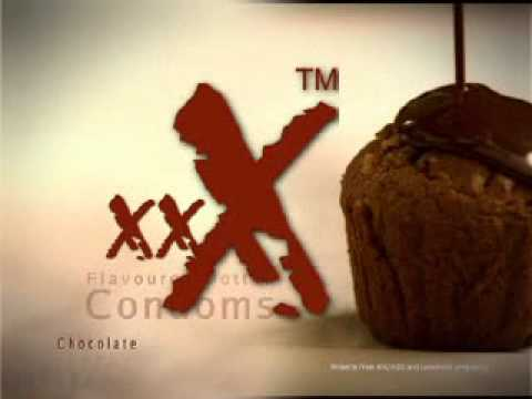 chocolate Xxx Condoms Ad From Dkt India video