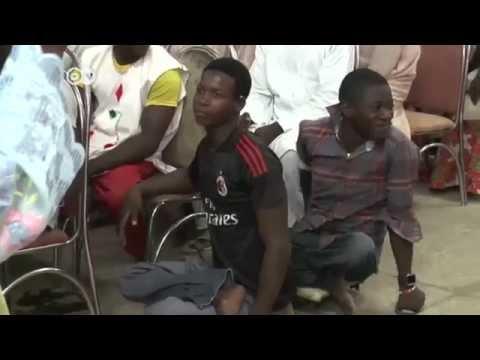 Nigeria's struggle with polio | Journal