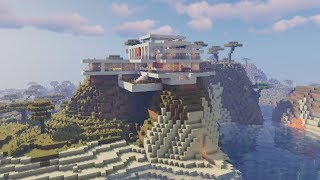 i had to build a new minecraft house...