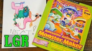LGR - Awesome Animated Monster Maker