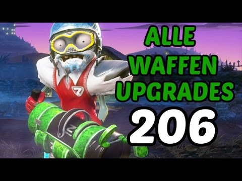 Let's Play Plants Vs Zombies Garden Warfare #206 Deutsch - Tiger Woods