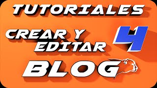 Curso de Blogger |PARTE 4|  IMAGENES, VIDEO, ENLACES EN UNA ENTRADA