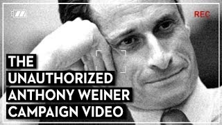 'Tossin and Turnin'  -  THE UNAUTHORIZED ANTHONY WEINER CAMPAIGN VIDEO*