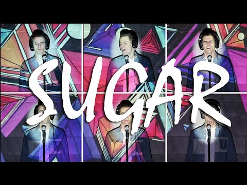 Maroon 5 - Sugar - Acapella Cover video