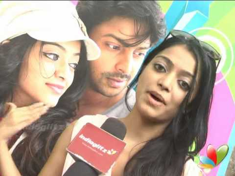 Paagan Movie Team Interview | Janani Iyer