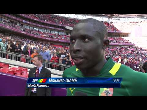 Football Men's Group A - Senegal v Uruguay -  London 2012 Olympic Games Highlights