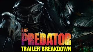 THE PREDATOR TRAILER REVIEW AND BREAKDOWN - PREDATOR 4 MOVIE
