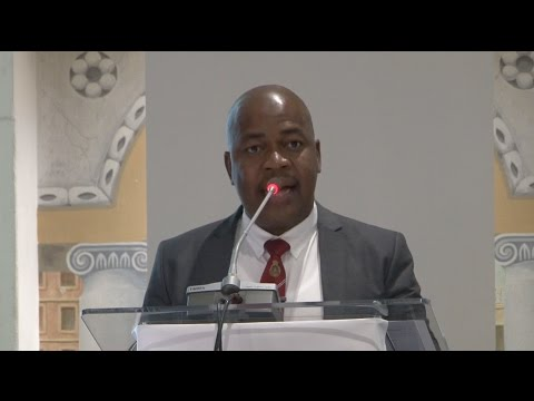 Deputy Minister Masina's opening address at the B-BBEE conference on fronting