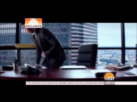 Jamie Dornan and Dakota Johnson Interview - Today Show HD
