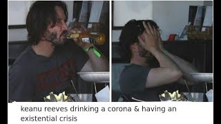 The Internet Can?t Stop Laughing At Keanu Reeves Doing Things
