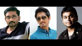 Thalaivan - Siddharth shares more information about