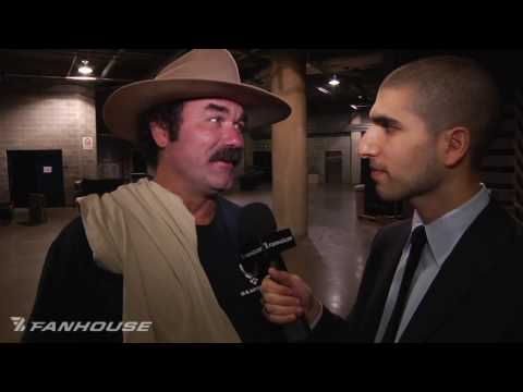 Don Frye Still Has Some Fight Left in Him Video