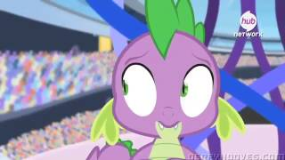 "My Little Pony: Friendship is Magic -- ""Equestria Games"" Preview Via Entertainment Weekly"