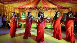 Nafis & Nadiha's Holud Dance Part
