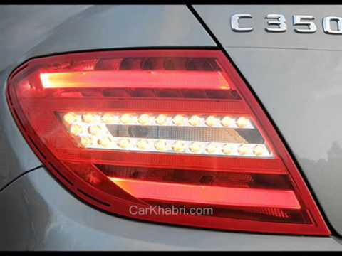 Mercedes Benz C Class : latest video clip