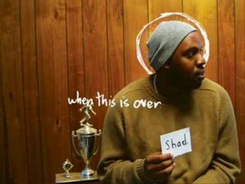 Shad - Out Of Love