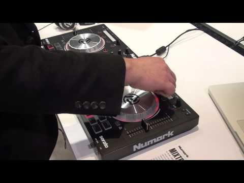 Numark Mixtrack Pro 3 FIRST LOOK @ Namm 2015 with Getinthemix.com