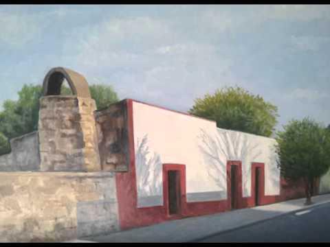 Museo de Mina, N. L. Exposicion de Saskia Juarez