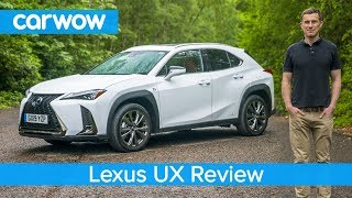Lexus UX SUV 2020 in-depth review | carwow Reviews