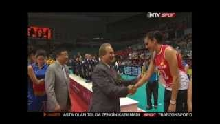2012 FIVB World Grand Prix individual & team awards
