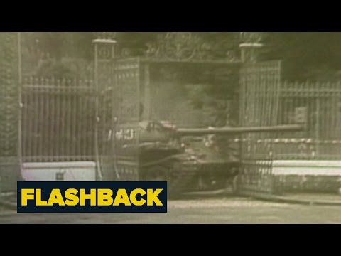 The Fall of Saigon | Flashback | NBC News